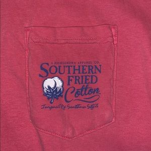 Comfort Colors Tops - Southern Fried Cotton T-shirt
